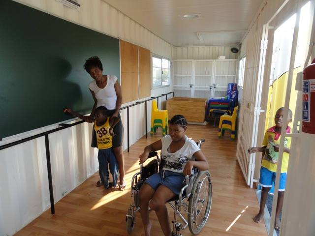 Special Needs Edutainer® to Freedom Park School