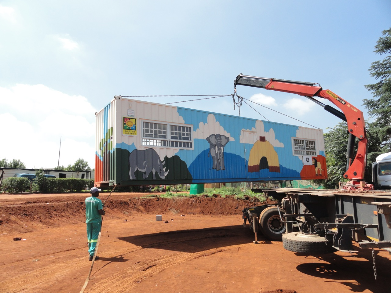 General Electric Early Childhood Development Centre for the Cradle of Mankind