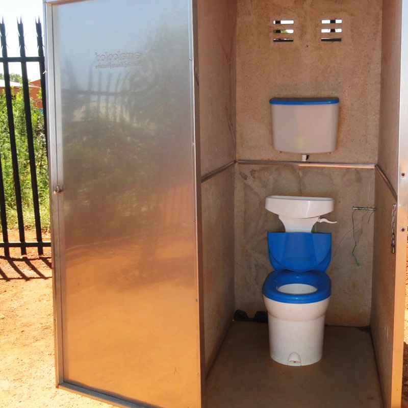 WASH (Water Sanitation and Health) Ablution Units