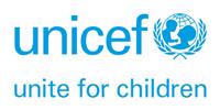unicef unite for children logo