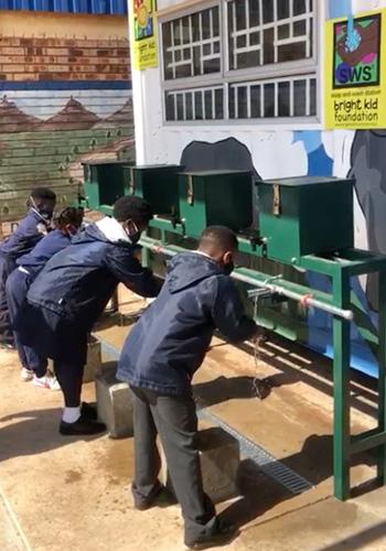 Fred Habedi Primary School Springs Gauteng